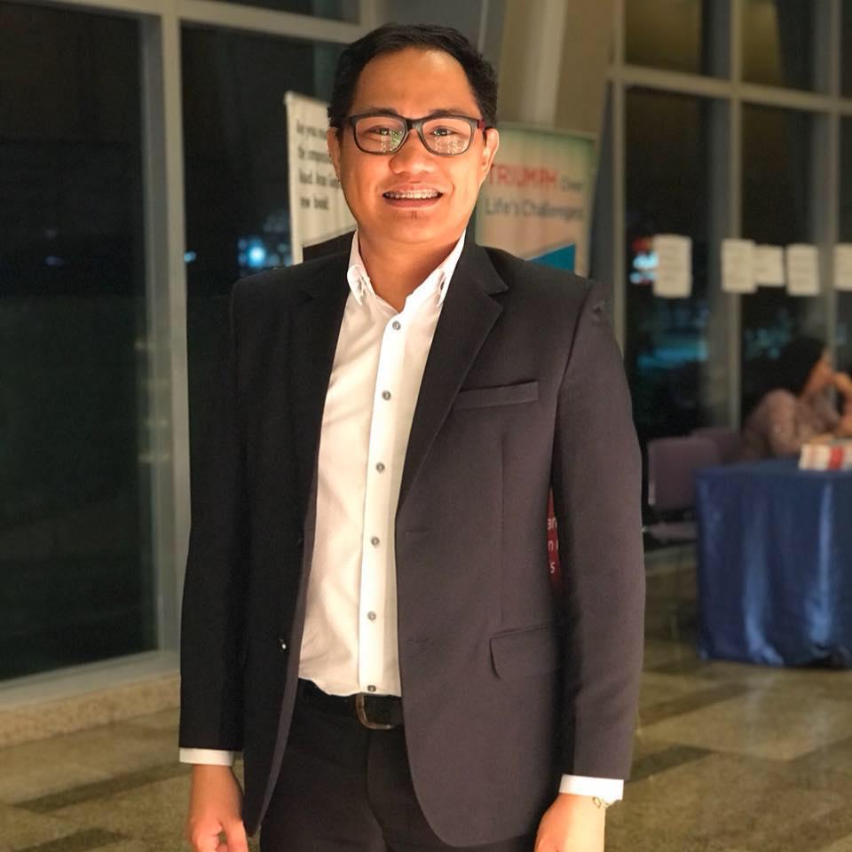 Ryan Delos Santos, CCNP